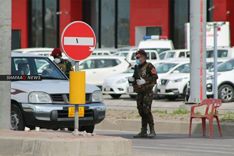 اطلاق نار على قوة امنية بمجمع سكني معزول باربيل والشرطة تعتقل المنفذ