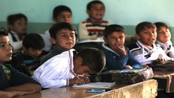 مجلس الوزراء يقرر اعتماد درجة نصف السنة للنجاح في امتحانات السادس الابتدائي