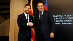 ميسي يقرر البقاء في برشلونة ويهاجم إدارة بارتوميو: إنها كارثية