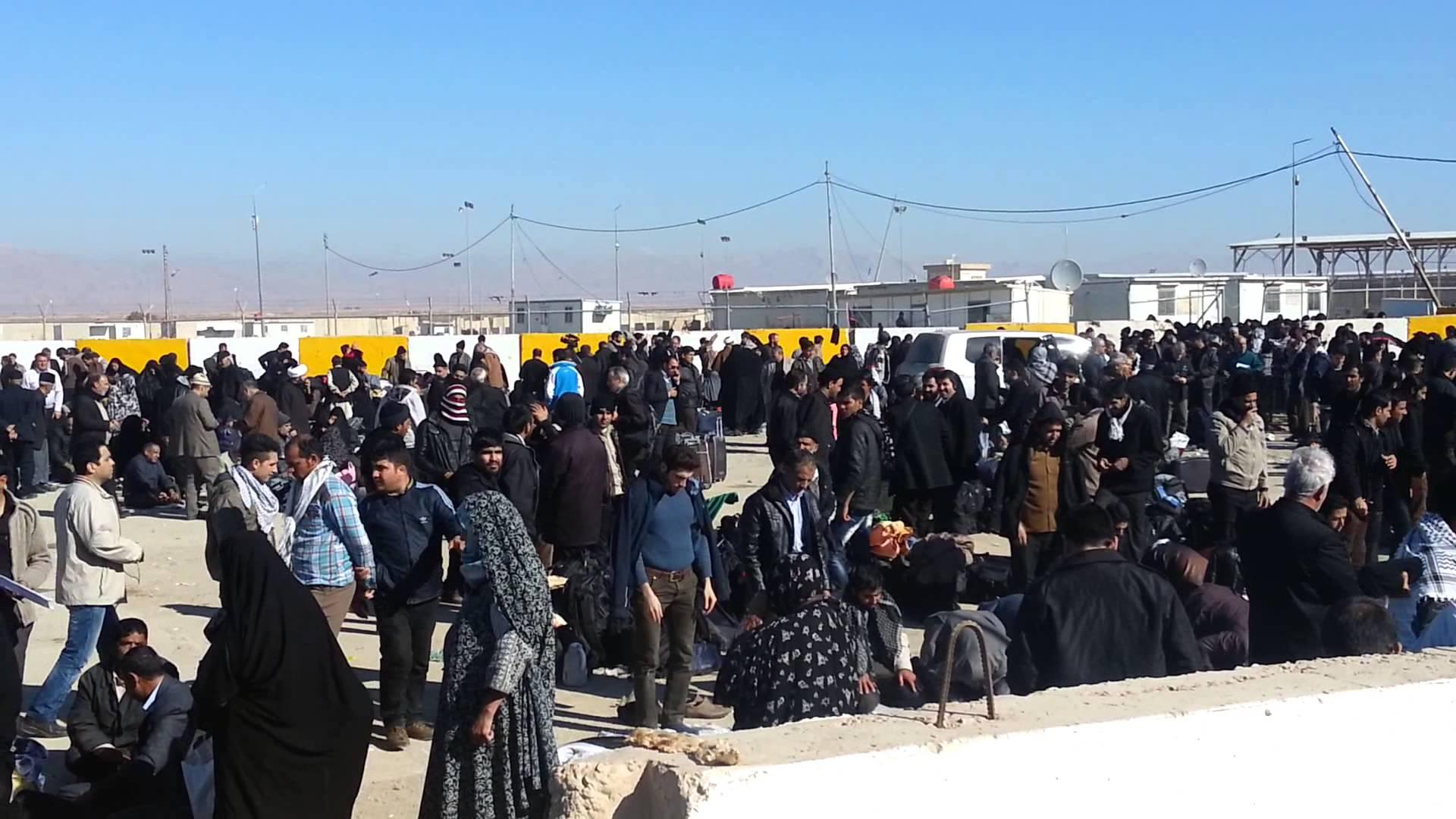 ئيلام باس له هاتن 500 ههزار زيارهتكار رووژانهى ئيرانى ئهرا عراق ئهكا