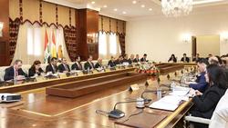 مجلس وزراء كوردستان يصادق على مشروع يخص الرواتب والتقاعد