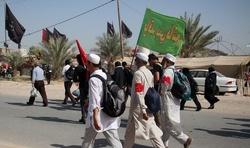 أكثر من 47 ألف زائر باكستاني في طريقهم الى العراق