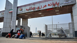 After two days of closure due to Corona ... Iran resumes exports to Iraq
