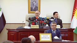 Erbil government announces the end of the gas crisis