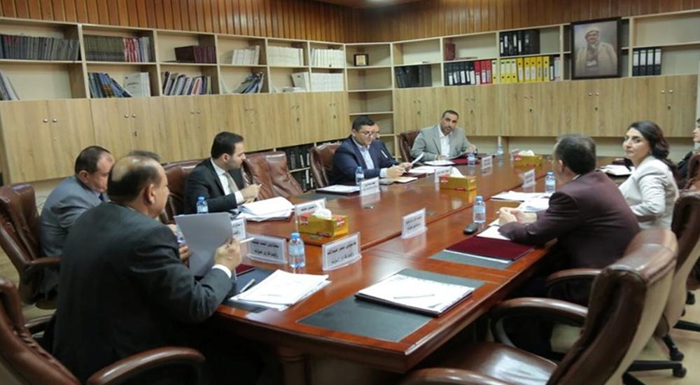 لجنة برلمانية كوردستانية ترفع شكوى للمحكمة الاتحادية بشأن قانون مثير للجدل