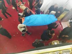 ارتفاع حصيلة الوفيات والمصابين الى أكثر من 130 شخصا في كربلاء