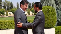 بارزاني ينهي اجتماعاته مع الرئاسات الثلاث في بغداد ويعقد اخر مع الحكيم