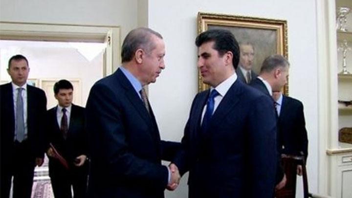 نيجيرفان بارزاني يزور تركيا.. اردوغان: سأستقبله كضيف خاص