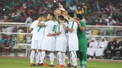 العراق في المجموعة الاولى ببطولة كأس الخليج