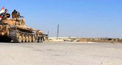 الجيش السوري يسقط طائرة مسيرة مذخرة
