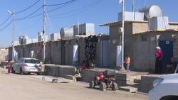 اغلاق مخيم للاجئين السوريين في اقليم كوردستان بعد تسجيل اصابة بكورونا