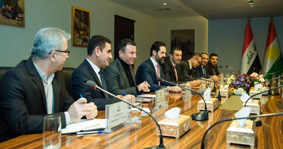 طالباني بشأن كورونا: حماية سلامة مواطني الاقليم من اولويات حكومة كوردستان