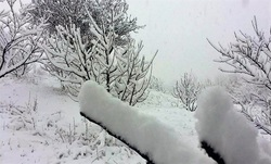اقليم كوردستان يتعرض لمنخفضين جويين تصاحبهما امطار وثلوج