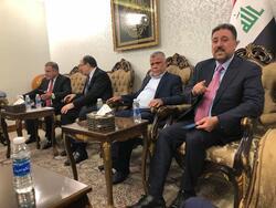 اول تعليق يصدر من احد المسؤولين العراقيين المشمولين بالعقوبات الامريكية
