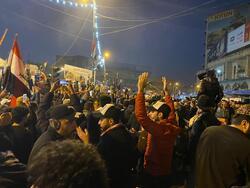 الامم المتحدة تدعو الى حماية المحتجين بالعراق بعد احداث العنف