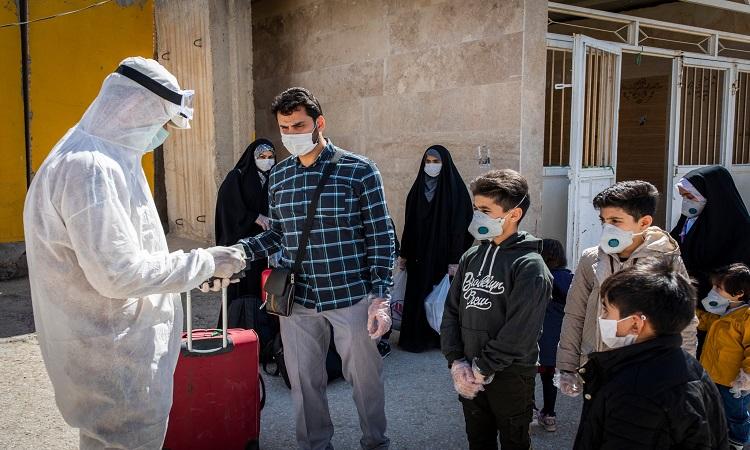 In Iraq, no resting place for coronavirus dead