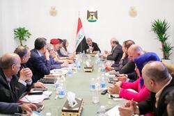 عبدالمهدي يحدد مهلة اسبوع لتقديم تقرير عن نقص الخدمات ببغداد