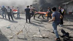 """الامن النيابية تبحث """"أحداث الناصرية"""" وتتخذ اجراء يسبق تقريرها النهائي"""