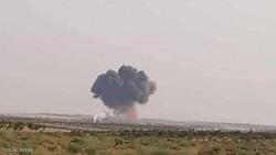 فصائل مسلحة تسقط طائرة حربية سورية وتأسر قائدها