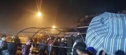 مقتل متظاهر بصدامات جنوبي العراق