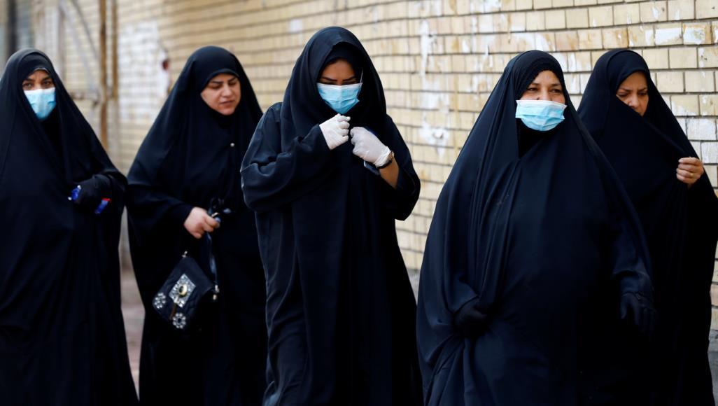 قصة من بغداد .. أم تعافت من كورونا رفضت مغادرة المستشفى بسبب ابنتها