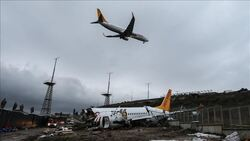 مصرع 7 اشخاص بتحطم طائرة في تركيا