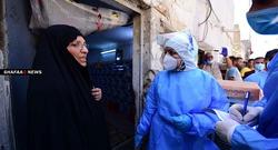 العراق يسجل 10 وفيات و306 اصابات جديدة بكورونا