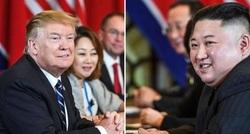 ترامب يريد مقابلة كيم على الحدود لمدة دقيقتين