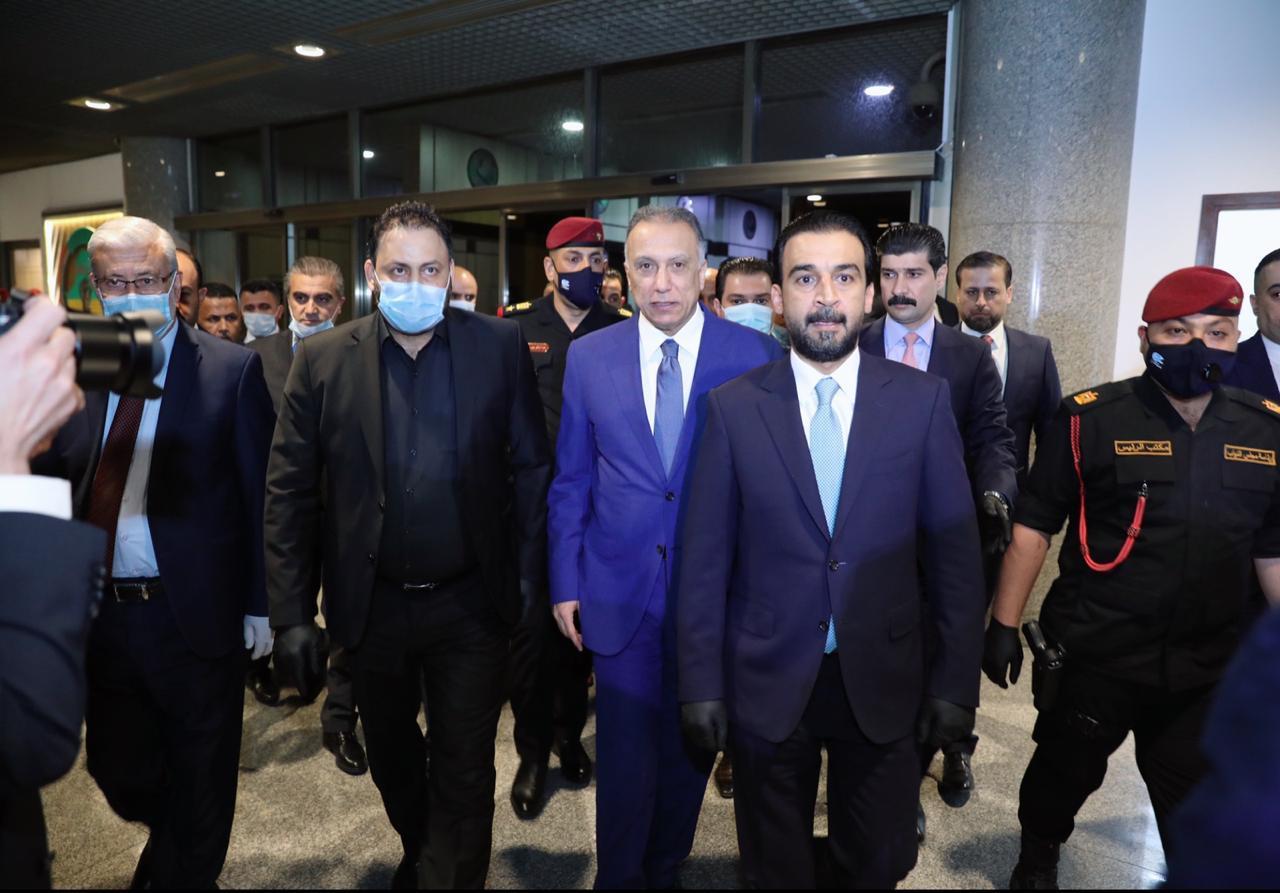 ترجيح التصويت على بقية وزراء الكاظمي قبل العيد