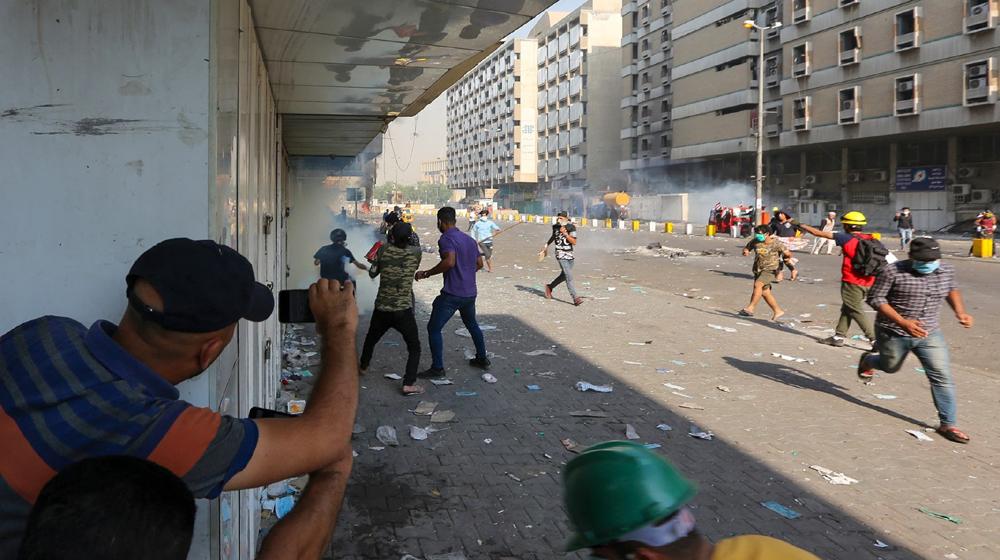 حقوق الانسان تتحدث عن ضغوط على الحكومة للحد من جرائم اغتيال واختطاف الناشطين