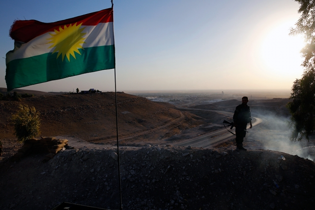 Pivoting to the KRG: Restructuring the U.S. Military Presence in Iraq