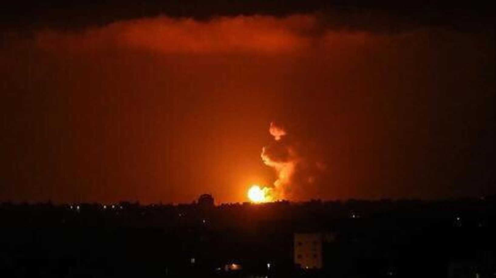Major Explosions Rock Tehran again