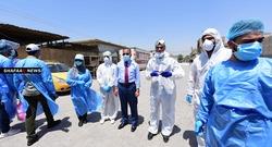 مفوضية تضع اليد على اسباب زيادة اصابات كورونا في العراق وتحذر من الوفيات