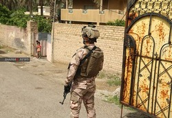 3  bodies of an officer and two security members found in Kirkuk