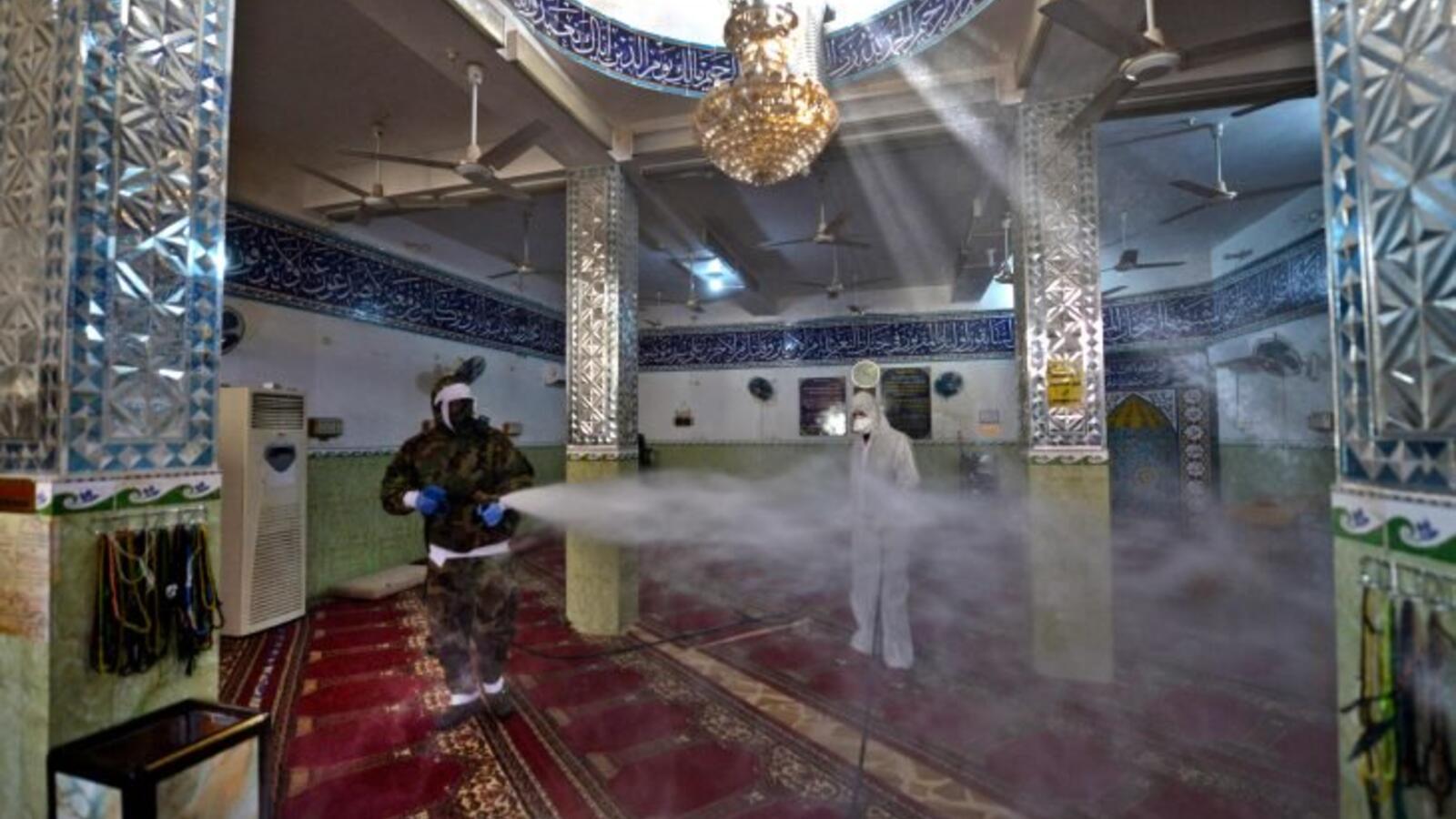 حالتا وفاة و26 إصابة جديدة بكورونا في ثلاث محافظات عراقية