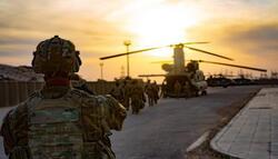 العراق يعلن تسلم قاعدة من التحالف الدولي مع تجهيزاتها العسكرية