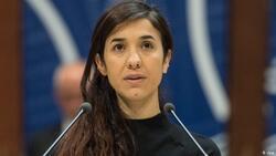 نادية مراد تطالب اربيل وبغداد بمحاكمة آلاف الدواعش الدوليين داخليا