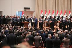 Parliament officially votes for Al-Kadhimi as the head of the Iraqi government with 15 ministers
