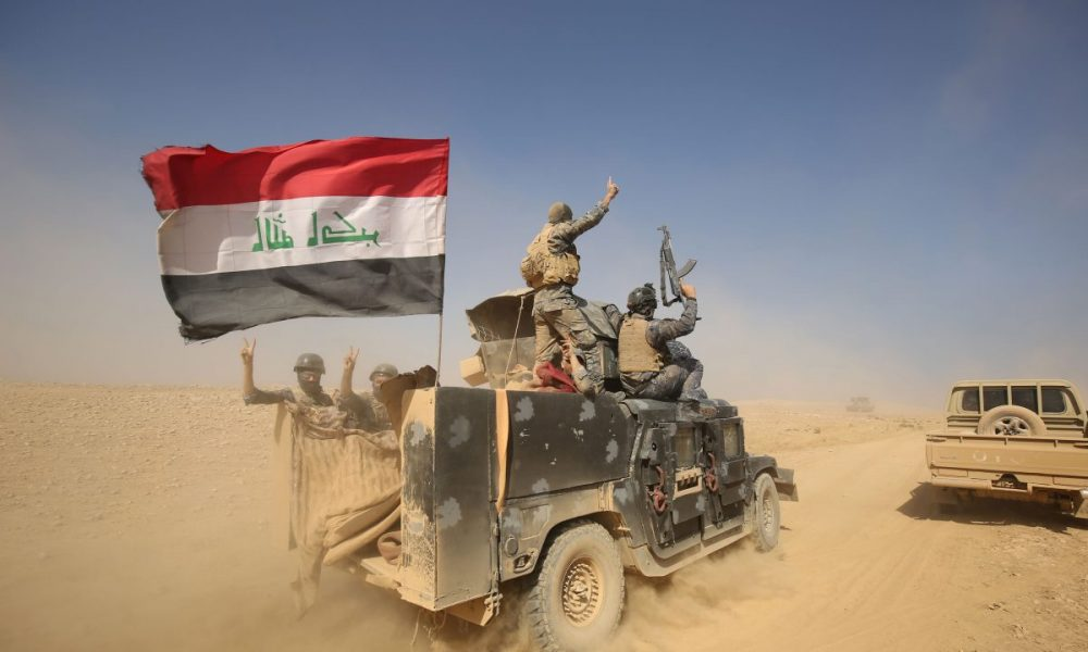 "هيزهيل عراقى پرووسهى ""وههار سهركهفتنهيل گهورا"" ئهنجام ئهيهن"