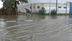 الأمطار تعطل الدوام الرسمي في محافظة عراقية