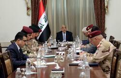 عبدالمهدي يوجه باستنفار امني وعسكري في نينوى والبصرة