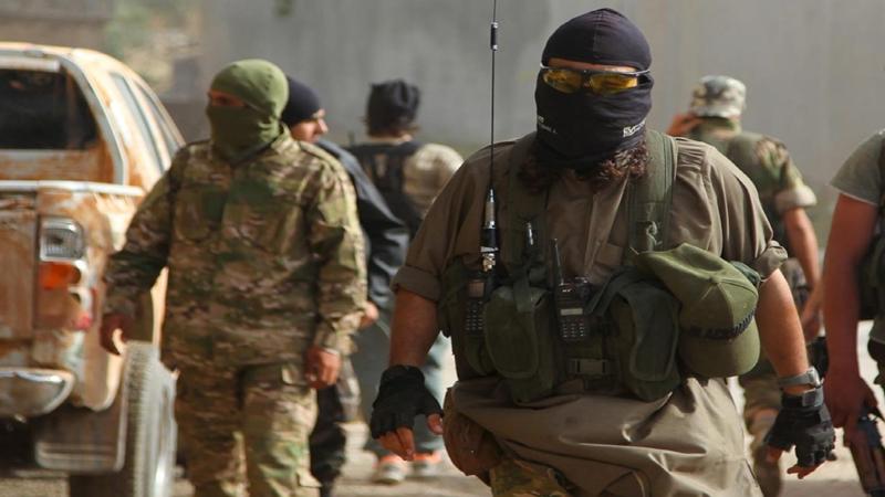 هجوم لداعش على القوات الأمنية في صلاح الدين