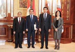 مسرور بارزاني يتعهد بالاسراع في تشكيل الحكومة الجديدة لإقليم كوردستان