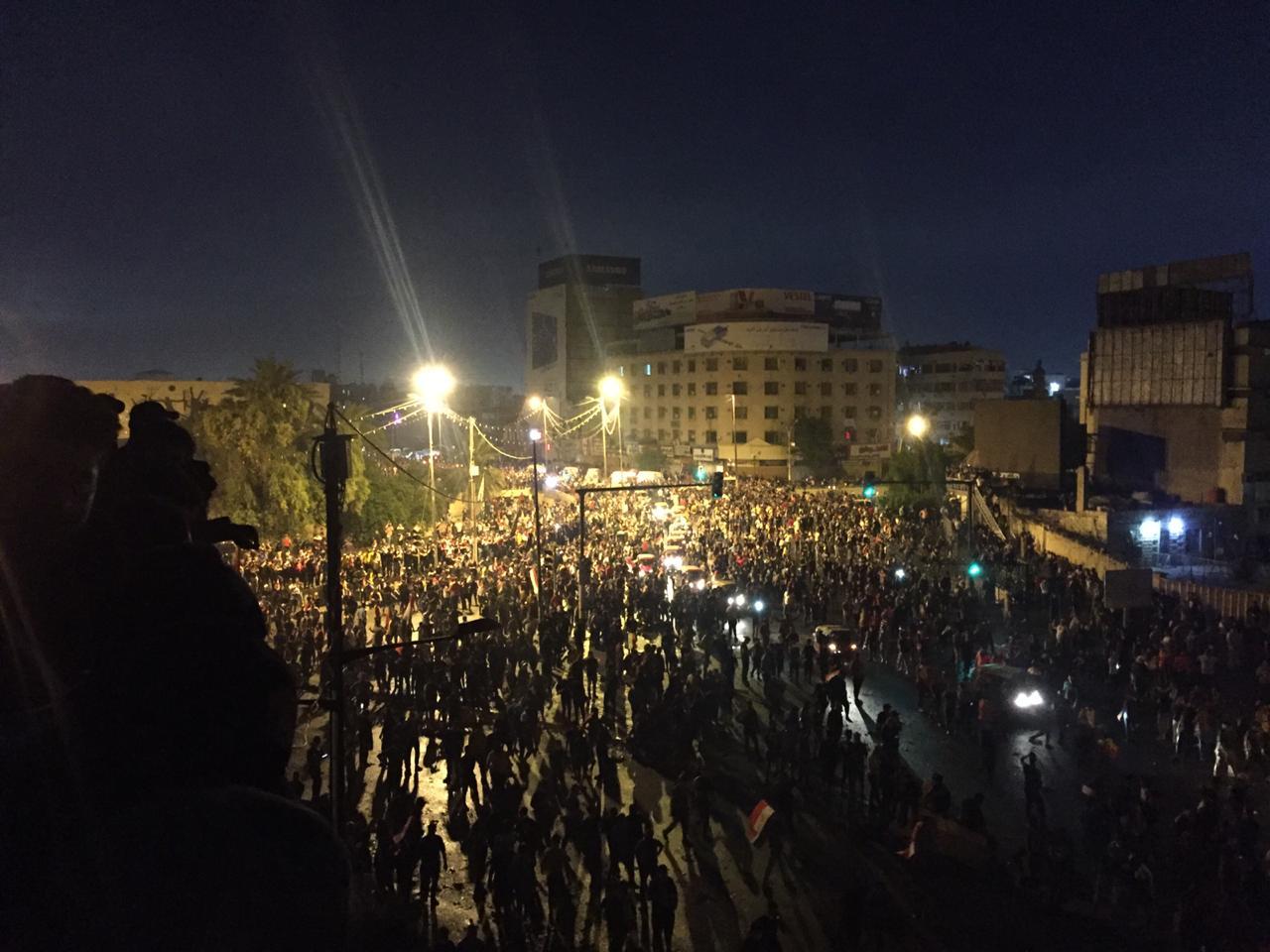 """برلمانيون أوربيون من اصول عراقية يعلنون تضامنهم للاحتجاجات ضد """"الفساد والفشل"""""""