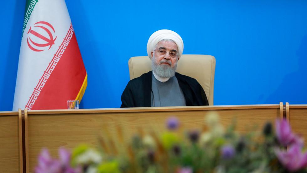 روحاني: إيران مستعدة للأسوأ ونتوقع معركة صعبة لإنقاذ الاتفاق النووي