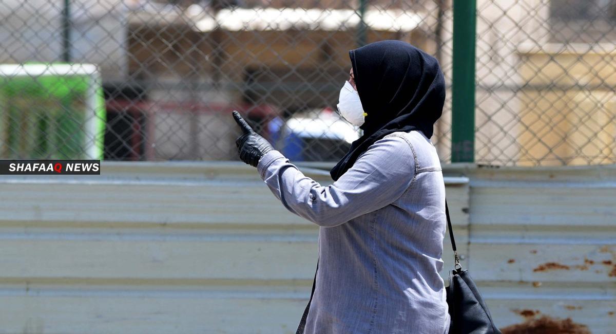 العراق يسجل 104 وفيات واكثر من 1900 اصابة جديدة بكورونا