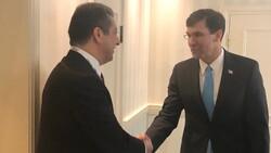 مسرور بارزاني: شراكتنا مع الولايات المتحدة تسهم في استقرار العراق والمنطقة