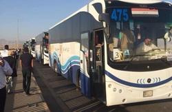 الهجرة تعلن عودة عشرات العراقيين اللاجئين من تركيا