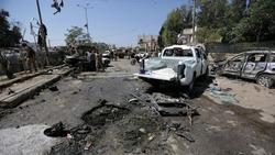 اكثر من 30 قتيلا وجريحا بانفجار بسوريا