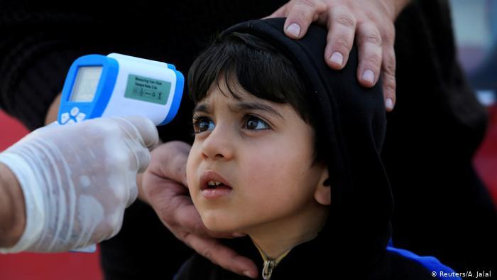 تشخيص إصابة عائلة كاملة في بغداد بفيروس كورونا